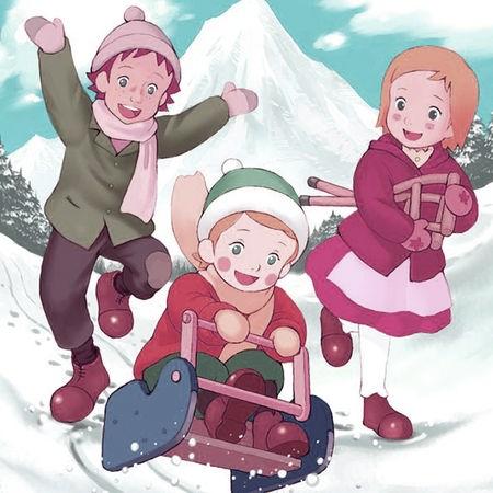 Dans Les Alpess984682034875209357028659512354264812041297 دانلود آهنگ بچه های کوه آلپ مجید انتظامی