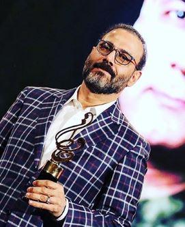 علیرضا قربانی، برنده بهترین آهنگ تیتراژ سریال جشن حافظ 98