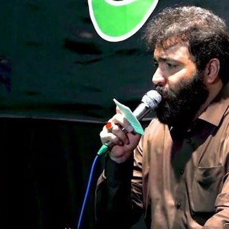 Mehdi Akbare Baz Zadam Agha Be To Roo Music fa.com دانلود مداحی باز زدم آقا به تو رو مهدی اکبری