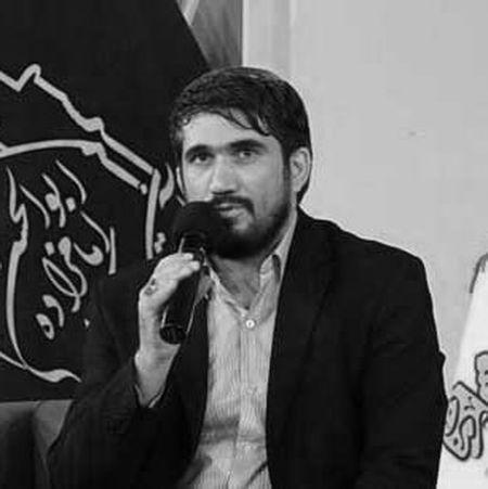 Mohamad Bagher Mansoori Khodahafez Anam Baji Music fa.com  دانلود نوحه خداحافظ ای آنام باجی محمد باقر منصوری