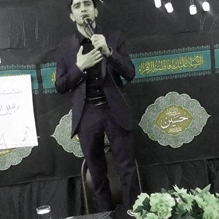 Mohammad Hossein Shafiee Nazdoone Baba Music fa.com دانلود نوحه کنج ویرونه خونه دلی تنها محمد حسین شفیعی