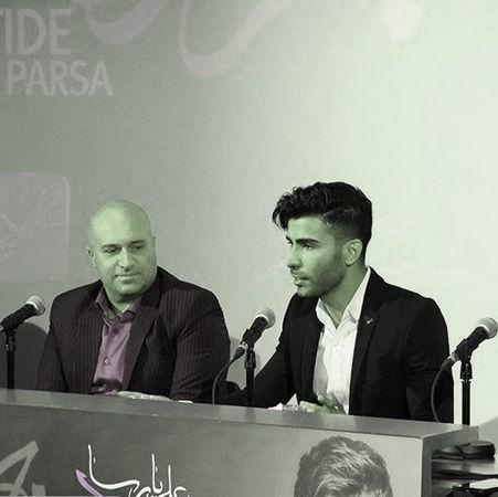 Ali Parsa Mano Bargardoon Music fa.com دانلود آهنگ برگردون منو به گذشته های خوبمون برگردون علی پارسا