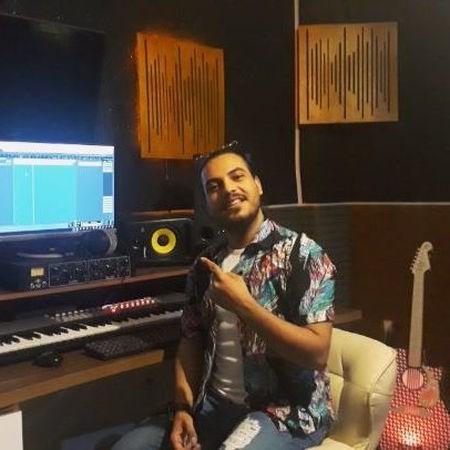 Omid Afkham Dargire Toam Music fa.com  دانلود آهنگ امید افخم درگیر توام