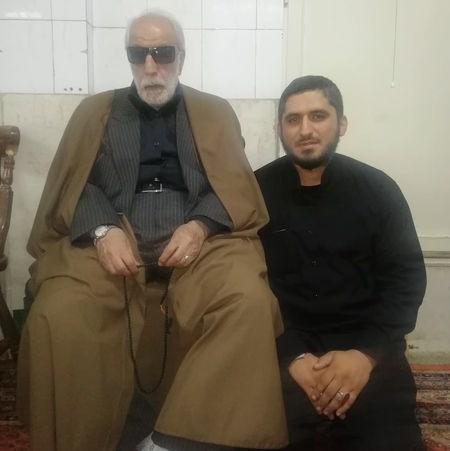 Amir Abbasi Daram Miam Be Samte Karbalaye To Music fa.com دانلود مداحی دارم میام به سمت کربلای تو امیر عباسی