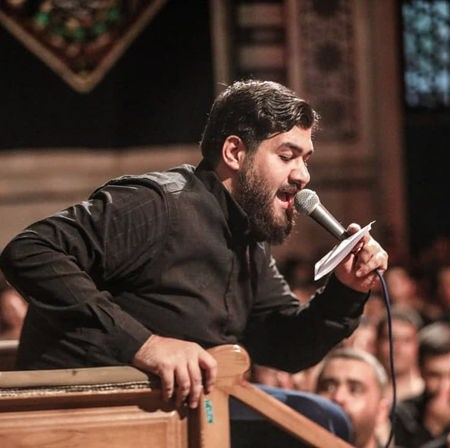 Hasan Ataei Ghadam Mizane Yale Ghatalol Arab Music fa.com دانلود مداحی قدم میزنه یل قتال العرب حسن عطایی