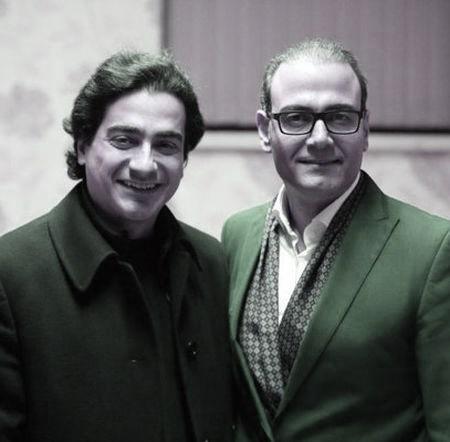 Homayoun Shajarian Alireza Ghorbani Afsaneye Chashmhayat Music fa.com دانلود آلبوم همایون شجریان و علیرضا قربانی افسانه چشمهایت