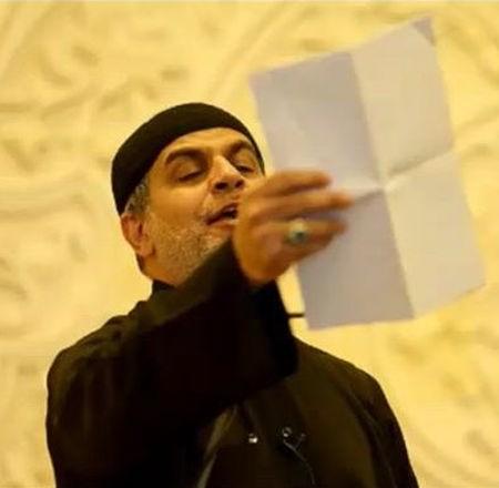 Nazar Ghatari Tarighal Eshgh Music fa.com دانلود آهنگ ابد والله ما ننسی حسینا نزار القطری