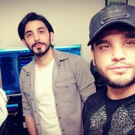 Kasra Zahedi Zabanam Lal Music fa.com دانلود آهنگ کسری زاهدی زبانم لال