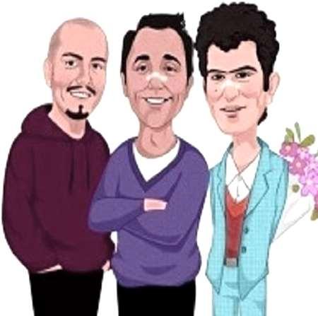 Omid Nemati Foghe Lisanseha Music fa.com دانلود آهنگ تیتراژ سریال فوق لیسانسه ها گروه پالت