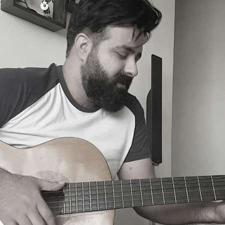 Ashkan Malekzade Nafas Nafas Music fa.com دانلود آهنگ زده بالا ضربان قلبم اشکان ملک زاده