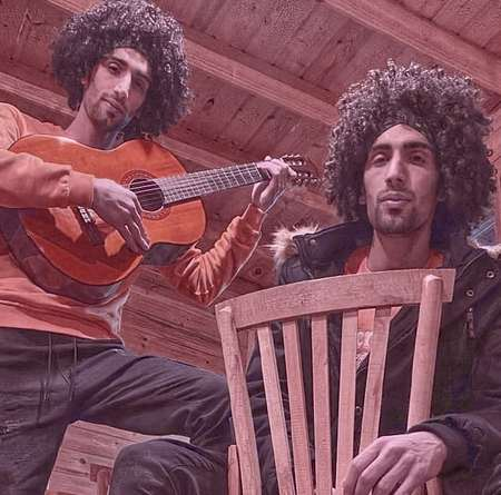 Ricado Banoo Banoo Janam Music fa.com دانلود آهنگ رحمان و رحیم بانو بانو جانم