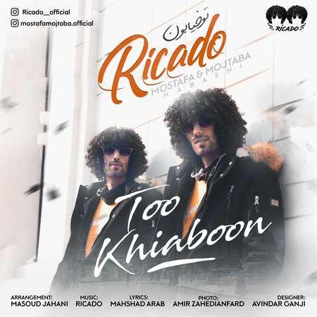 Ricado Too Khiaboon Cover Music fa.com دانلود آهنگ ریکادو تو خیابون (مصطفی و مجتبی حبشی)