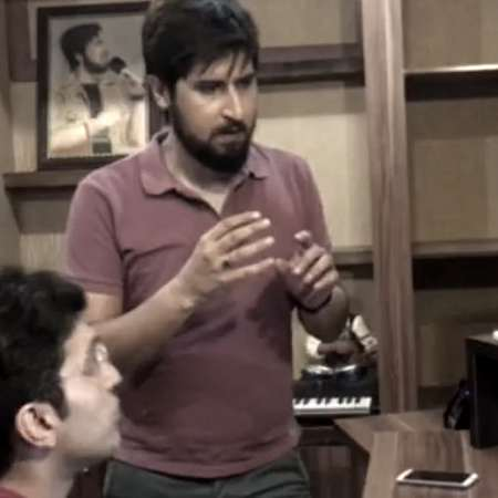 Hamed Zamani Mahe To Music fa.com دانلود آهنگ حامد زمانی ماه تو