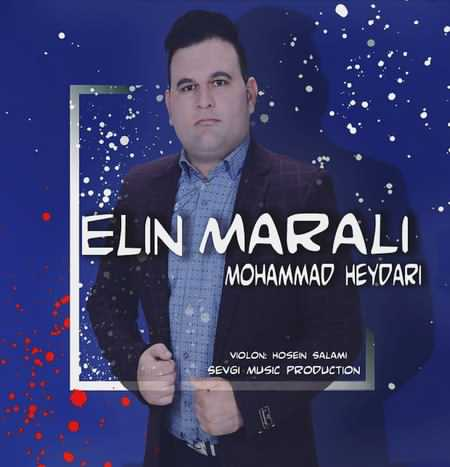 MohammadHeydari New elin marali دانلود آهنگ محمد حیدری ائلین مارالی