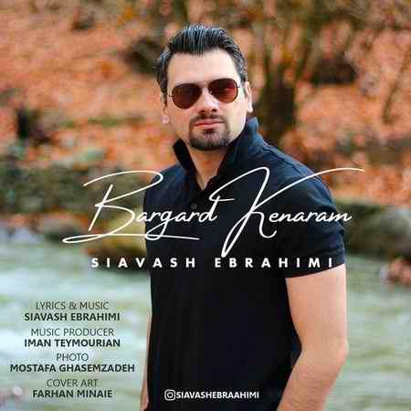 Siavash Ebrahimi Bargard Kenaram Cover Music fa.com دانلود آهنگ سیاوش ابراهیمی برگرد کنارم