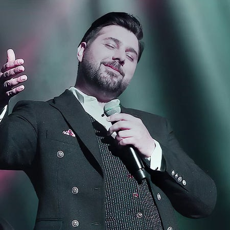 Ehsan Khajeamiri Tamame Ghalbe Man Music fa.com دانلود آهنگ تو با تمام قلب من نیومده یکی شدی احسان خواجه امیری