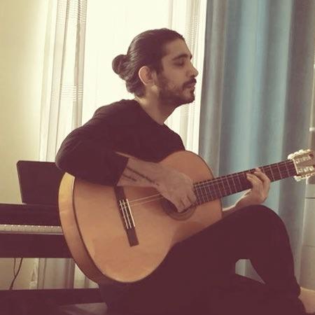 Kasra Zahedi Music fa.com دانلود آهنگ کسری زاهدی شاخه گل من نیومد