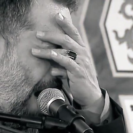 Mahmood Karimi Ela Bezakrellah Music fa.com دانلود نوحه الا بذکر الله تطمئن القلوب محمود کریمی
