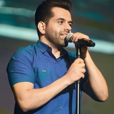 Reza bahram Music fa.com 1 دانلود آهنگ رضا بهرام عاشقی درد قشنگیست