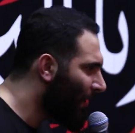Mohammad Hossein Hadadian Mahe Azat Reside Music fa.com دانلود نوحه ماه عزات رسیده محمد حسین حدادیان