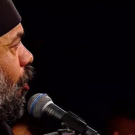 Mahmood Karimi Emshab Joone Hame Bar Labe Music fa.com دانلود مداحی روضه خون مادر زینبه محمود کریمی