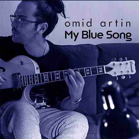Omid Artin My Blue Song Cover Music fa.com دانلود آهنگ بی کلام امید آرتین My Blue Song