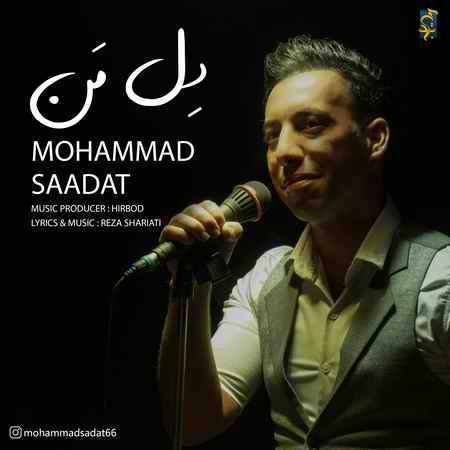 Mohammad Saadat Dele Man Music fa.com  دانلود آهنگ محمد سعادت دل من