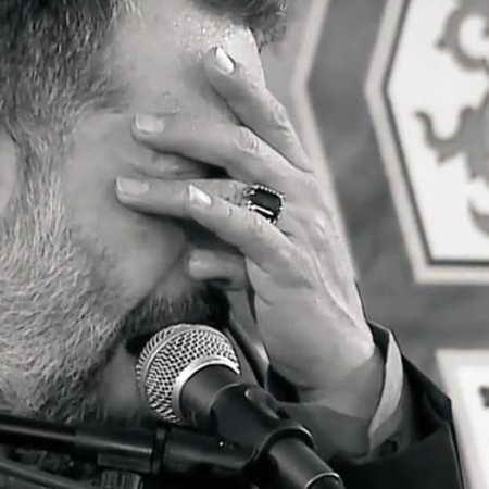Mahmood Karimi Dishab Ta Sobh Gerye Kardi Music fa.com دانلود مداحی دیشب تا صبح گریه کردی محمود کریمی