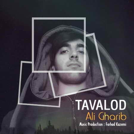 Ali Gharib Tavalod Cover Music fa.com دانلود آهنگ علی غریب تولد