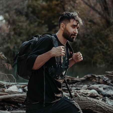 Ali Yasini Music fa.com 1 دانلود آهنگ علی یاسینی غریبه