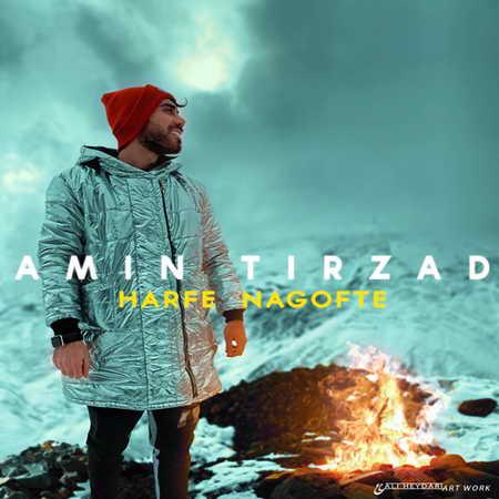 Amin Tirzad Harfe Nagofte Music fa.com دانلود آهنگ امین تیرزاد حرف نگفته