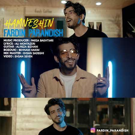 Fardin Parandish Hamneshin Music fa.com دانلود آهنگ فردین پرندیش همنشین