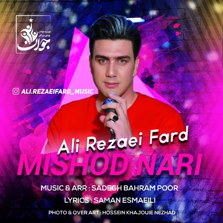 Ali Rezaeifard Mishod Nari Music fa.com دانلود آهنگ علی رضایی فرد میشد نری