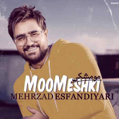 Mehrzad Esfandiari Moo Meshki Music fa.com دانلود آهنگ مهرزاد اسفندیاری مو مشکی