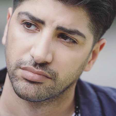 Xaniar Khosravi Cheshmaye Royaei Music fa.com  دانلود آهنگ زانیار خسروی چشمای رویایی