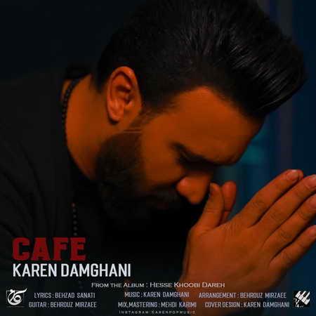 Karen Damghani Cafe Music fa.com دانلود آهنگ کارن دامغانی کافه