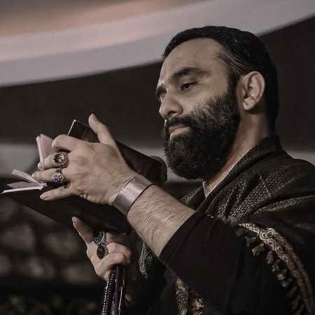 Javad Moghadam Oftade Be Damam Music fa.com دانلود نوحه افتاده به دامم چو صیدم به پای ادب جواد مقدم