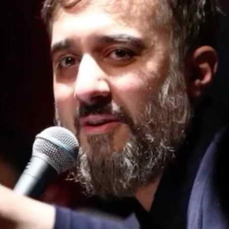 Mohammad Hossein Pooyanfar Dastamo Raha Nakonia Music fa.com دانلود نوحه دستمو رها نکنیا محمد حسین پویانفر