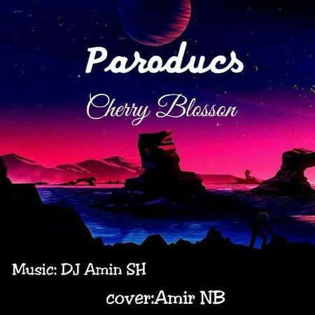 Amin Shaker Cherry Blosson Music fa.com دانلود آهنگ بی کلام امین شاکر چری بلاسن
