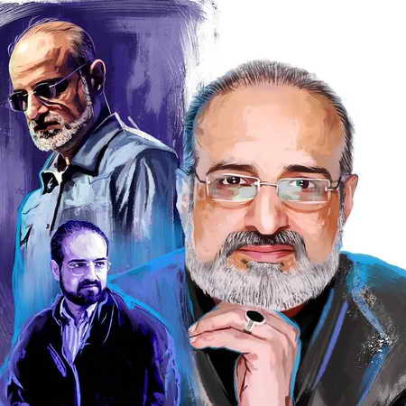 Mohammad Esfahani Kooche Baghe Raz Music fa.com دانلود آهنگ کاشکی یکی بود مارو باهم آشتی میداد محمد اصفهانی
