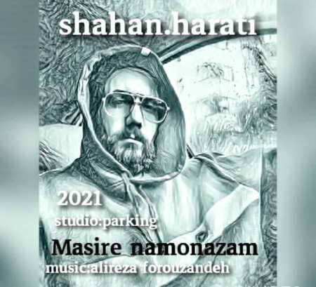 Shahan Harati Masire Namonazam Music fa.com دانلود آهنگ شاهان هراتی مسیر نامنظم