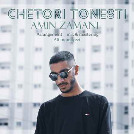 Amin Zamani Chetori Toonesti Music fa.com دانلود آهنگ امین زمانی چه طوری تونستی