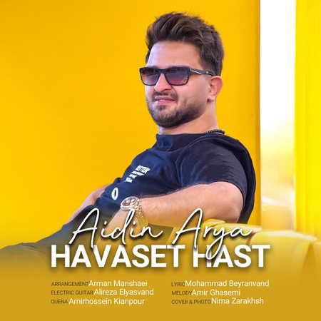 Aydin Aria Havaset Hast Music fa.com دانلود آهنگ آیدین آریا حواست هست