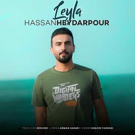 Hassan Heydarpour Leyla Music fa.com دانلود آهنگ حسن حیدرپور لیلا