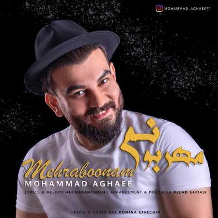 Mohammad Aghaei Mehraboonam Music fa.com دانلود آهنگ محمد آقایی مهربونم