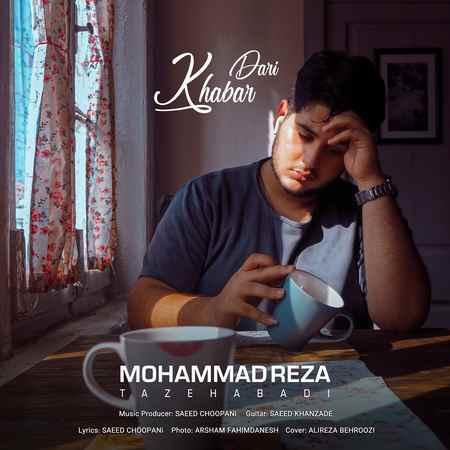 Mohammadreza Tazehabadi Khabar Dari Music fa.com دانلود آهنگ محمدرضا تازه آبادی خبر داری