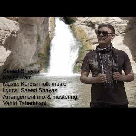 Saeed Shayas Kassa Kam Music fa.com دانلود آهنگ سعید شایاس کسه کم