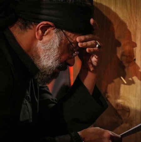 Mahmood Karimi Baba Nabodi Bebini Delam Ro Shekastan Music fa.com دانلود مداحی بابا نبودی ببینی دلم رو شکستن محمود کریمی