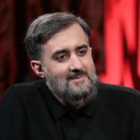 Mohammad Hossein Pooyanfar Roo Saram Sayeye Alame Music fa.com دانلود مداحی روسرم سایه علمه محمد حسین پویانفر