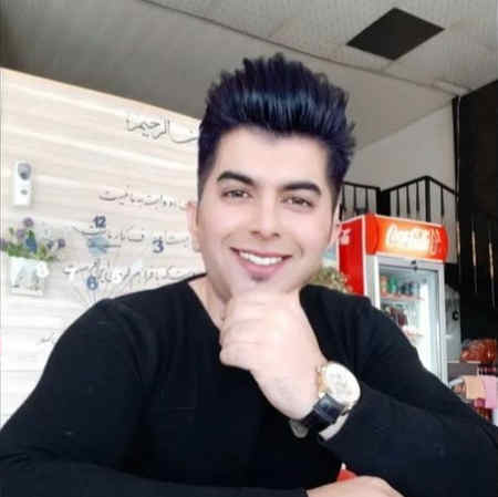 Ali Razaghi Salamati Delam Music fa.com دانلود آهنگ سلامتی دلم که یه روز خوش ندیده علی رزاقی